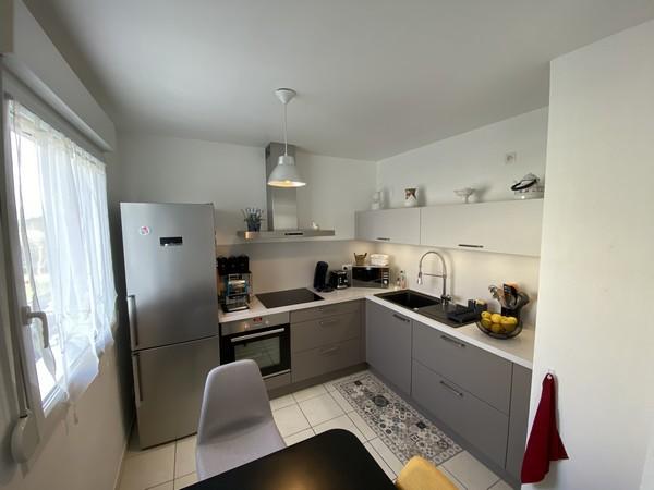 Vente  appartement Vannes Ville - 2 chambres - 52 m²