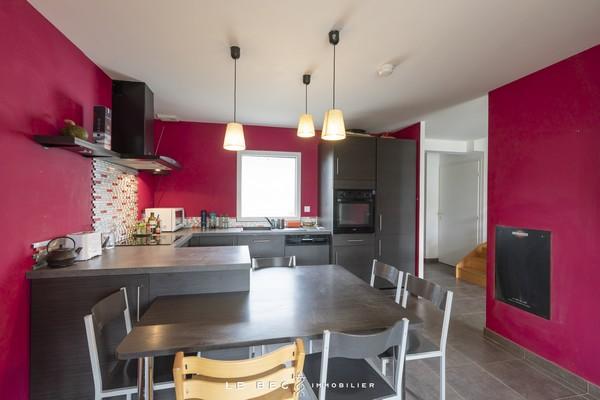 Vente  maison Larmor-Baden - 4 chambres - 115 m²