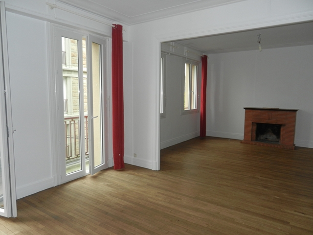 Location  appartement Lorient - 3 chambres - 126 m²