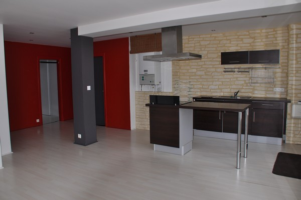 Location  appartement Lorient - 2 chambres - 62 m²