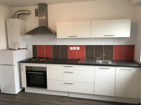 Location  appartement Lorient - 2 chambres - 67 m²