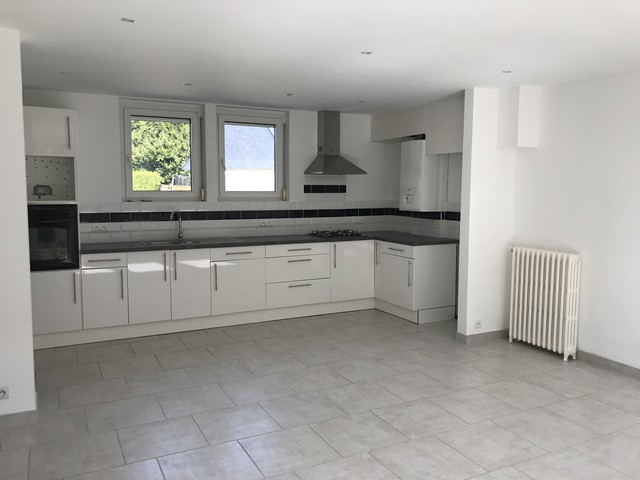 Location  appartement Lorient - 3 chambres - 70 m²