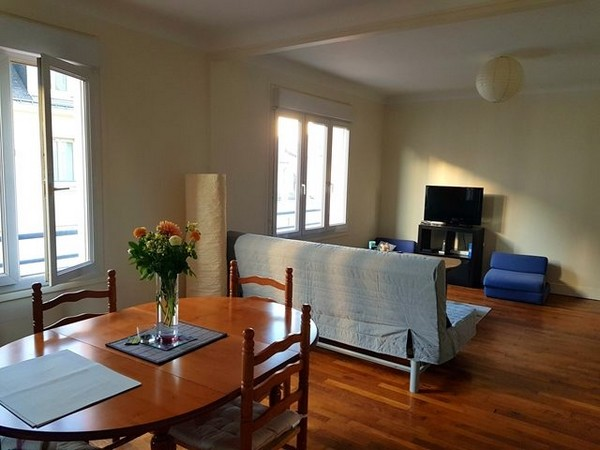 Location  appartement Lorient - 2 chambres - 87 m²