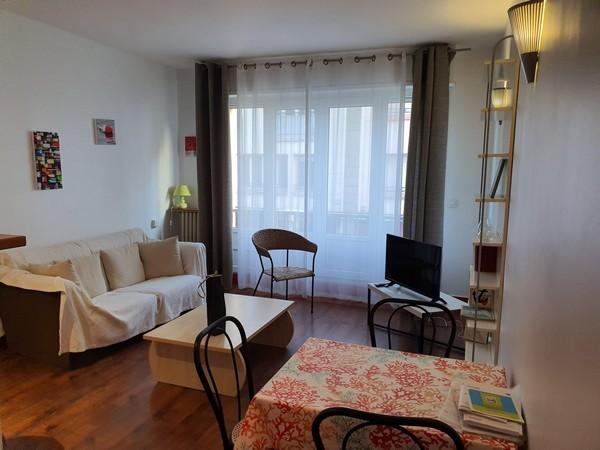 Location  appartement Lorient - 1 chambre - 35 m²