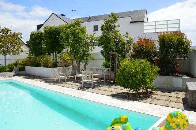 Vente  maison Ploemeur - 4 chambres - 229 m²
