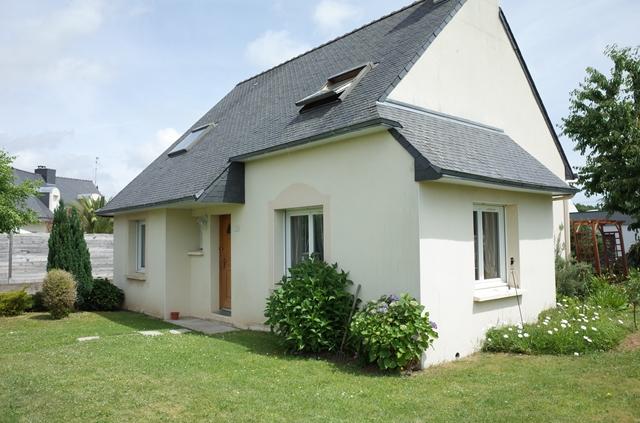 Vente  maison Hennebont - 4 chambres - 94 m²