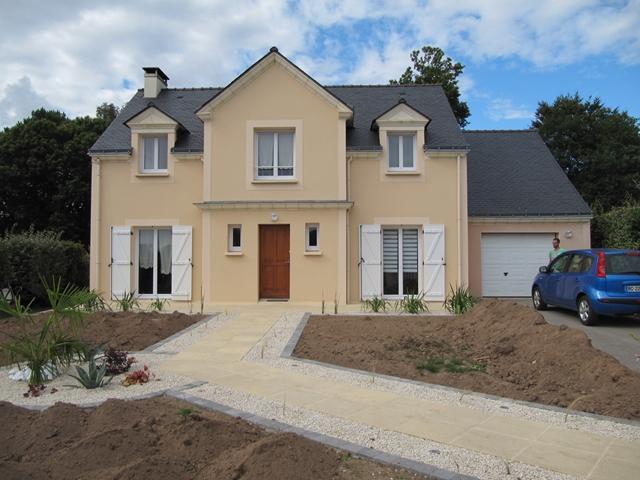Vente  maison Hennebont - 4 chambres - 145 m²