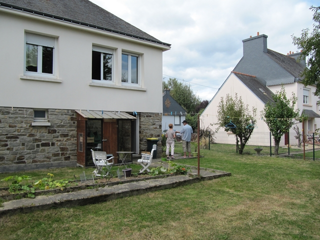 Vente  maison Inzinzac-Lochrist - 2 chambres - 68 m²