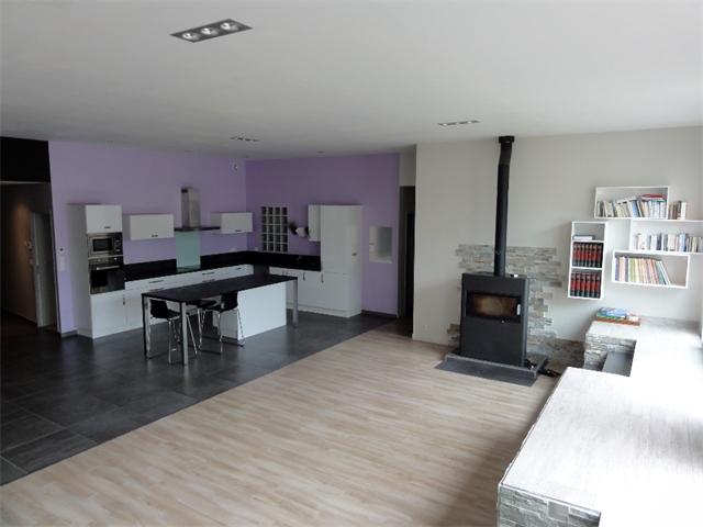 Vente  maison Hennebont - 4 chambres - 197 m²