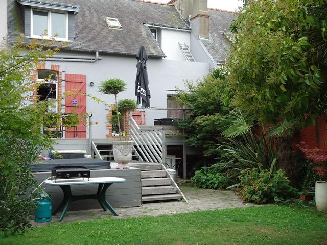 Vente  maison Lorient - 4 chambres - 130 m²