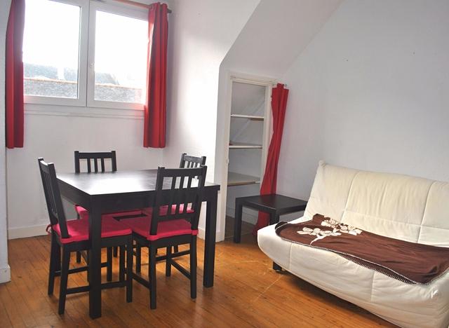 Vente  appartement Lorient - 1 chambre - 28 m²