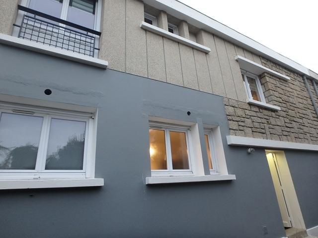 Vente  maison Lorient - 3 chambres - 100 m²