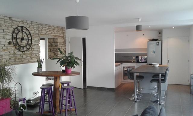 Vente  appartement Inzinzac-Lochrist - 2 chambres - 88 m²