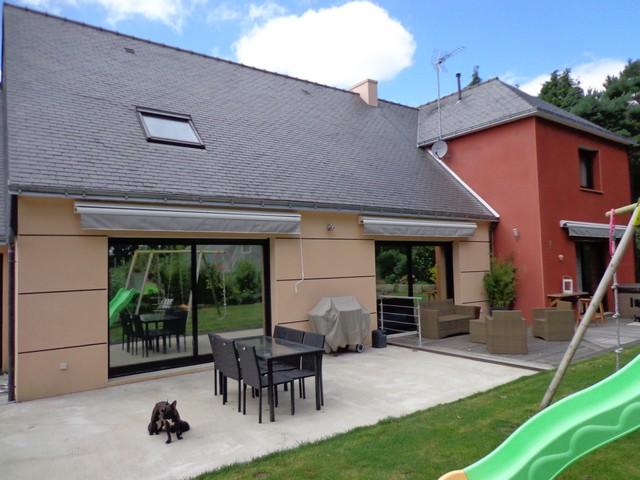 Vente  maison Kervignac - 6 chambres - 235 m²