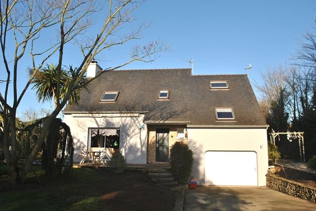 Vente  maison Queven - 4 chambres - 153 m²