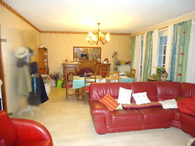 Vente  maison Lorient - 4 chambres/6 possibles - 140 m²
