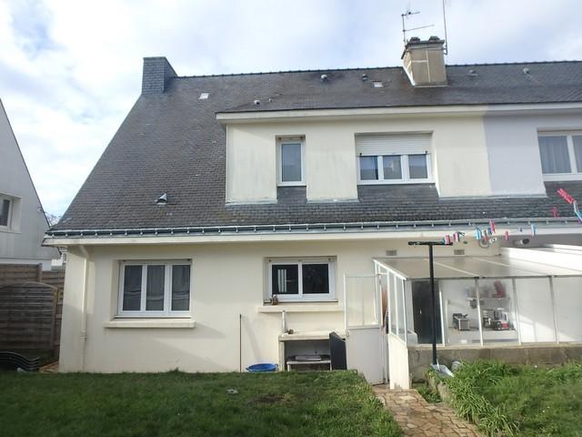 Vente  maison Lanester - 4 chambres - 101 m²
