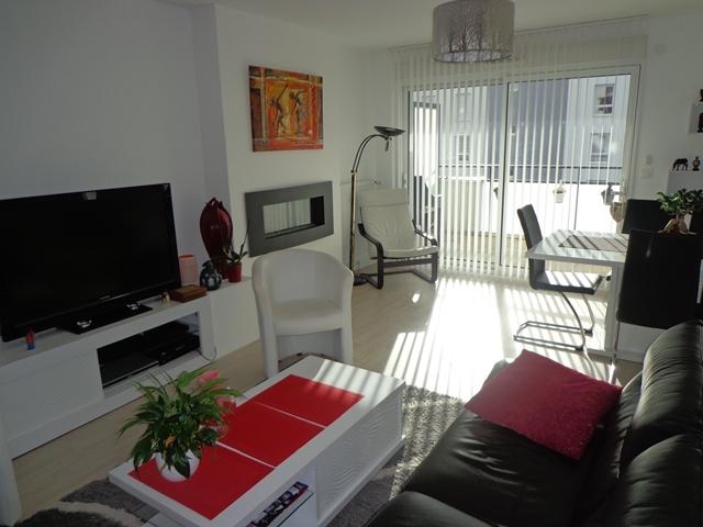 Vente  appartement Lorient - 3 chambres - 90 m²