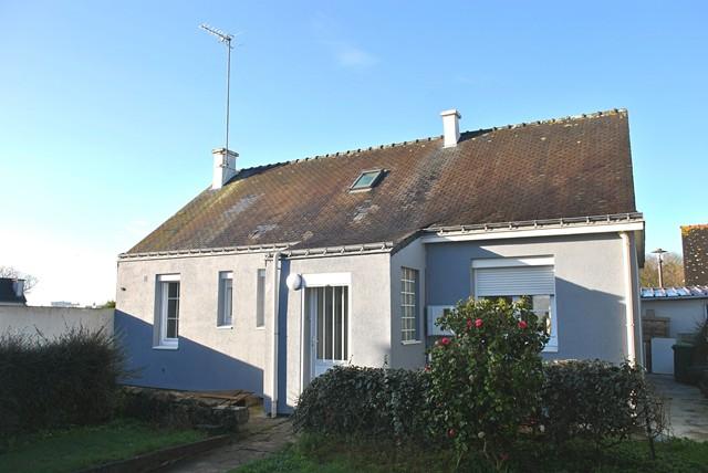 Vente  maison Queven - 4 chambres - 91 m²