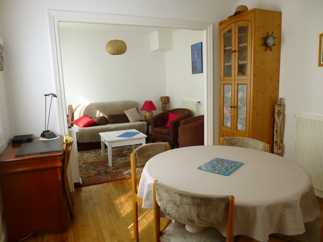 Vente  maison Larmor-Plage - 1 chambre - 49 m²