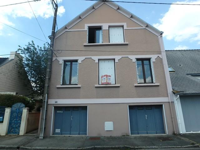 Vente  maison Lanester - 3 chambres - 120 m²