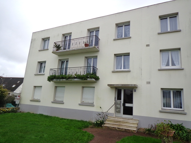 Vente  appartement Lanester - 3 chambres - 92 m²