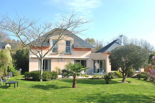 Vente  maison Queven - 4 chambres - 154 m²