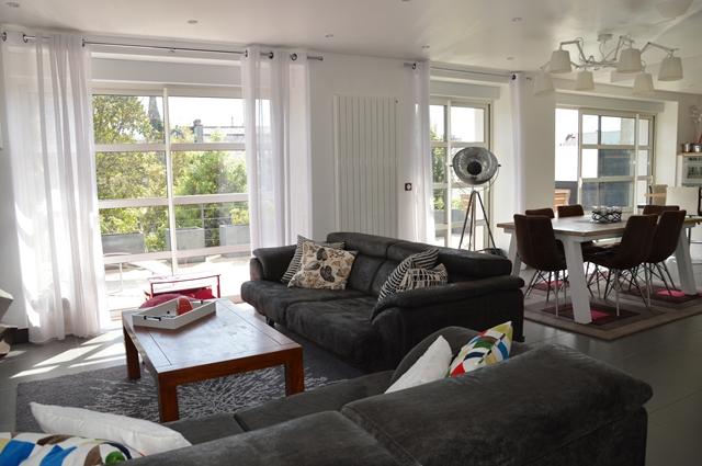 Vente  maison Lorient - 5 chambres - 200 m²