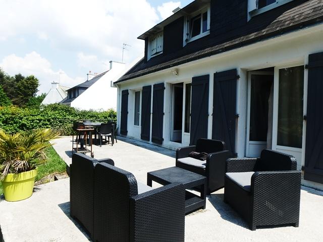 Vente  maison Queven - 5 chambres - 120 m²