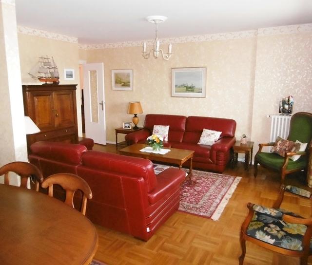 Vente  appartement Lorient - 3 chambres - 87 m²