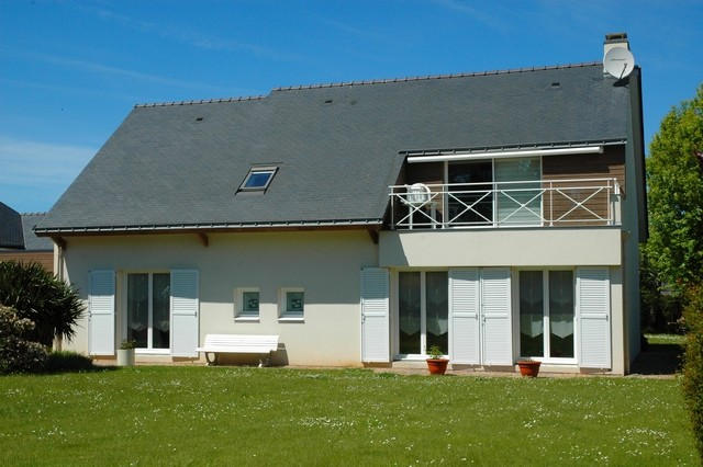 Vente  maison Ploemeur - 4 chambres - 231 m²