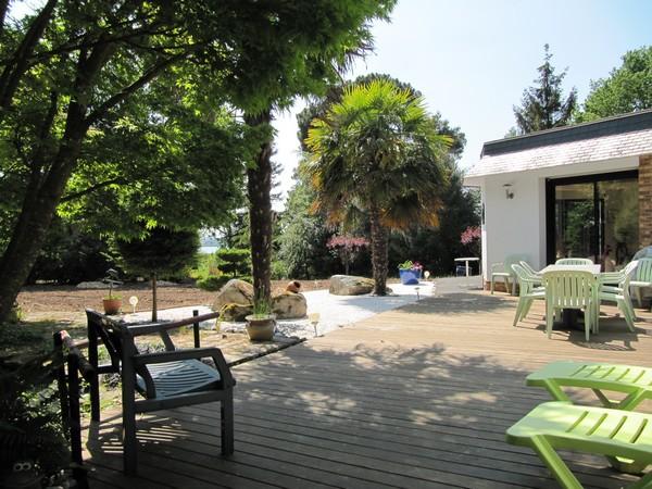 Vente  maison Kervignac - 4 chambres - 199 m²