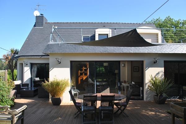 Vente  maison Ploemeur - 4 chambres - 173 m²