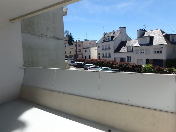 Vente  appartement Lorient - 4 chambres - 95 m²