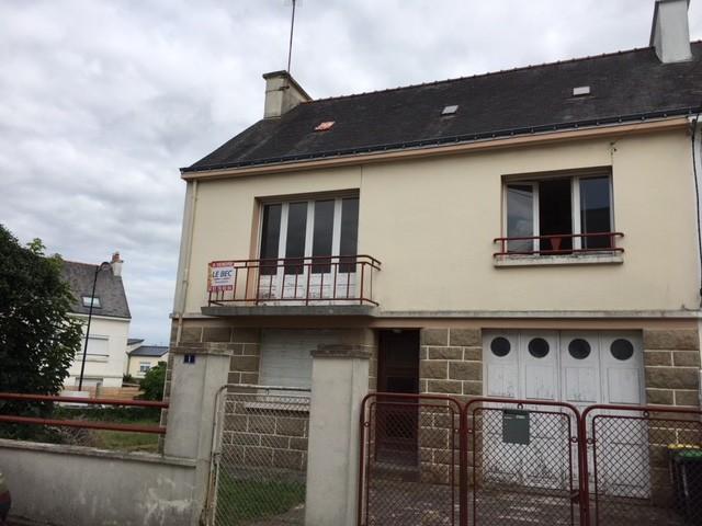 Vente  maison Lanester - 3 chambres - 97 m²