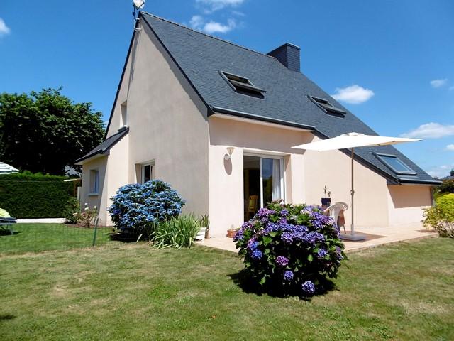 Vente  maison Guidel - 4 chambres/5 possibles - 114 m²