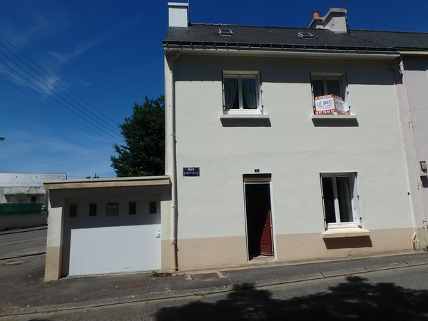 Vente  maison Lanester - 2 chambres - 68 m²