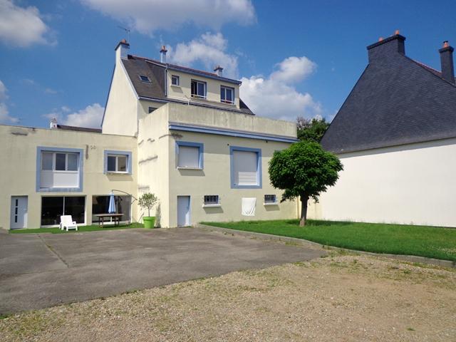 Vente Lanester - 8 chambres - 352 m²