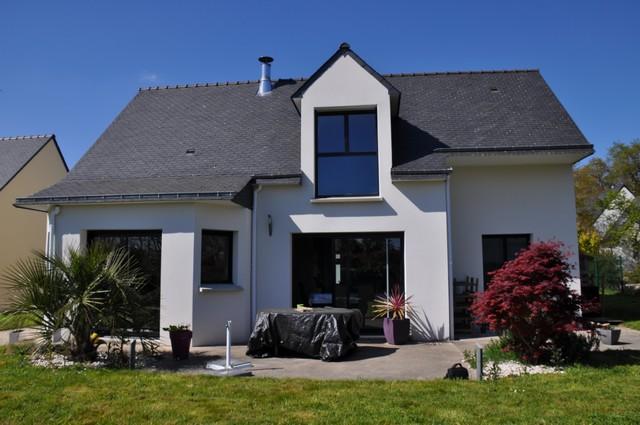 Vente  maison Hennebont - 4 chambres - 131 m²