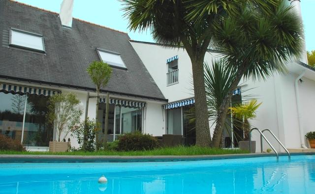 Vente  maison Lorient - 5 chambres - 209 m²