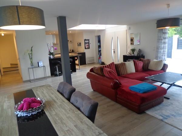 Vente  maison Lanester - 3 chambres/4 possibles - 143 m²