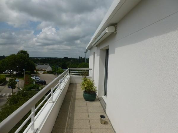 Vente  appartement Lorient - 2 chambres/3 possibles - 89 m²