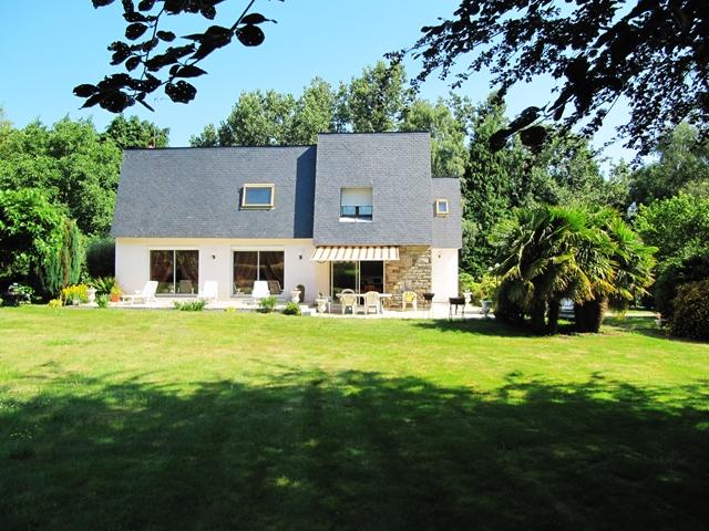 Vente  maison Caudan - 4 chambres - 177 m²