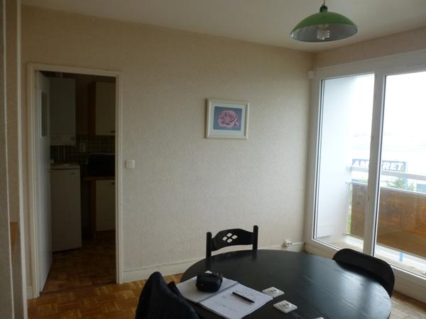 Vente  appartement Lorient - 2 chambres - 53 m²