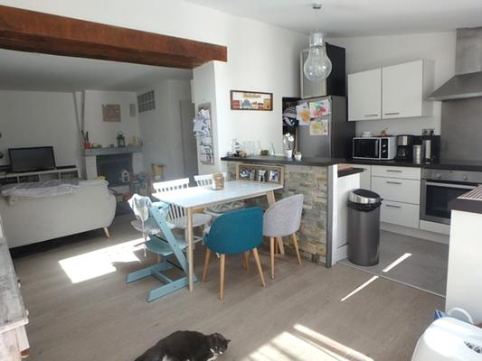 Vente  maison Lorient - 2 chambres