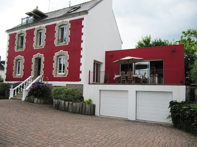 Vente  maison Inzinzac-Lochrist - 4 chambres/5 possibles - 182 m²