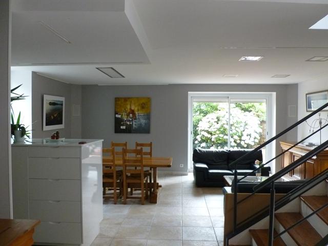 Vente  maison Lorient - 5 chambres - 193 m²