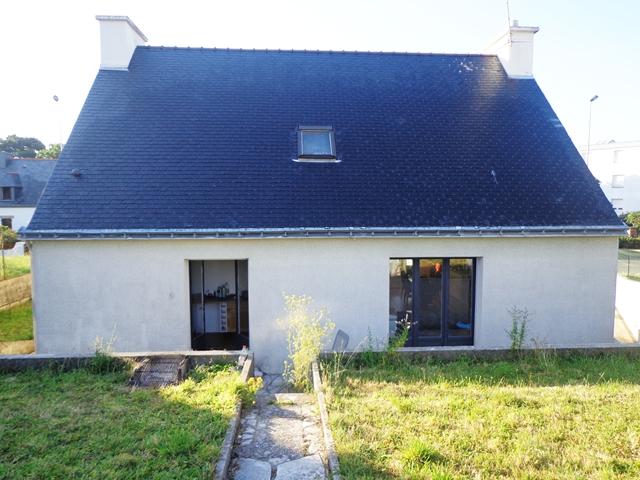 Vente  maison Lanester - 3 chambres - 111 m²