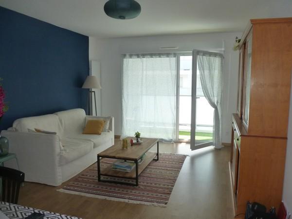 Vente  appartement Lorient - 1 chambre - 46 m²