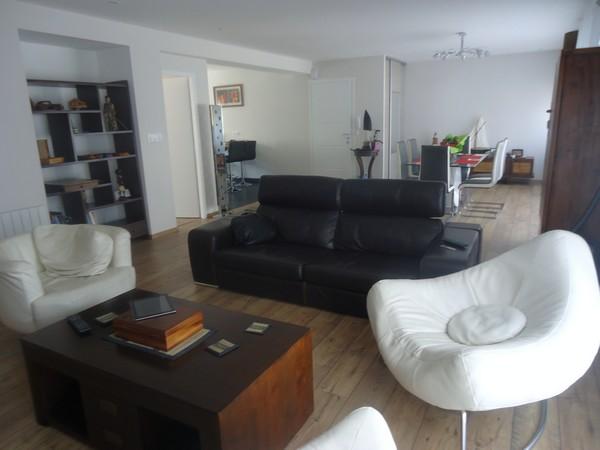 Vente  appartement Lorient - 3 chambres - 125 m²